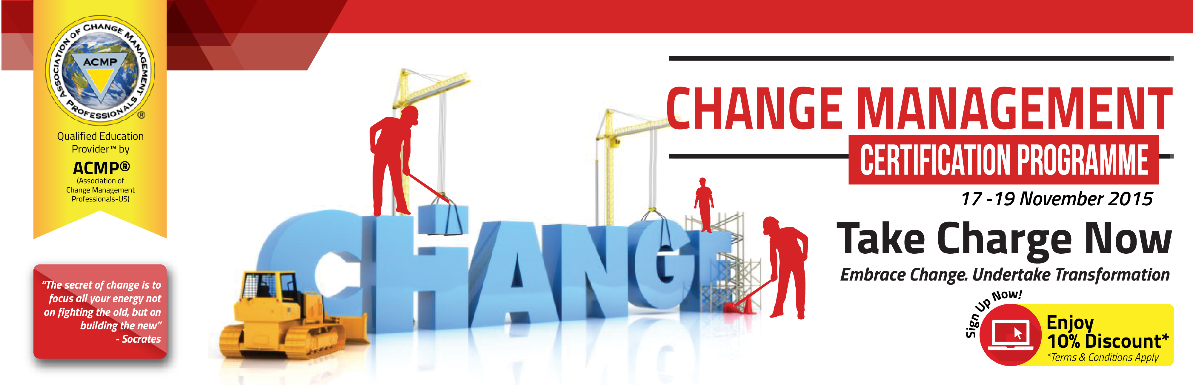 Change Management Certification Programme