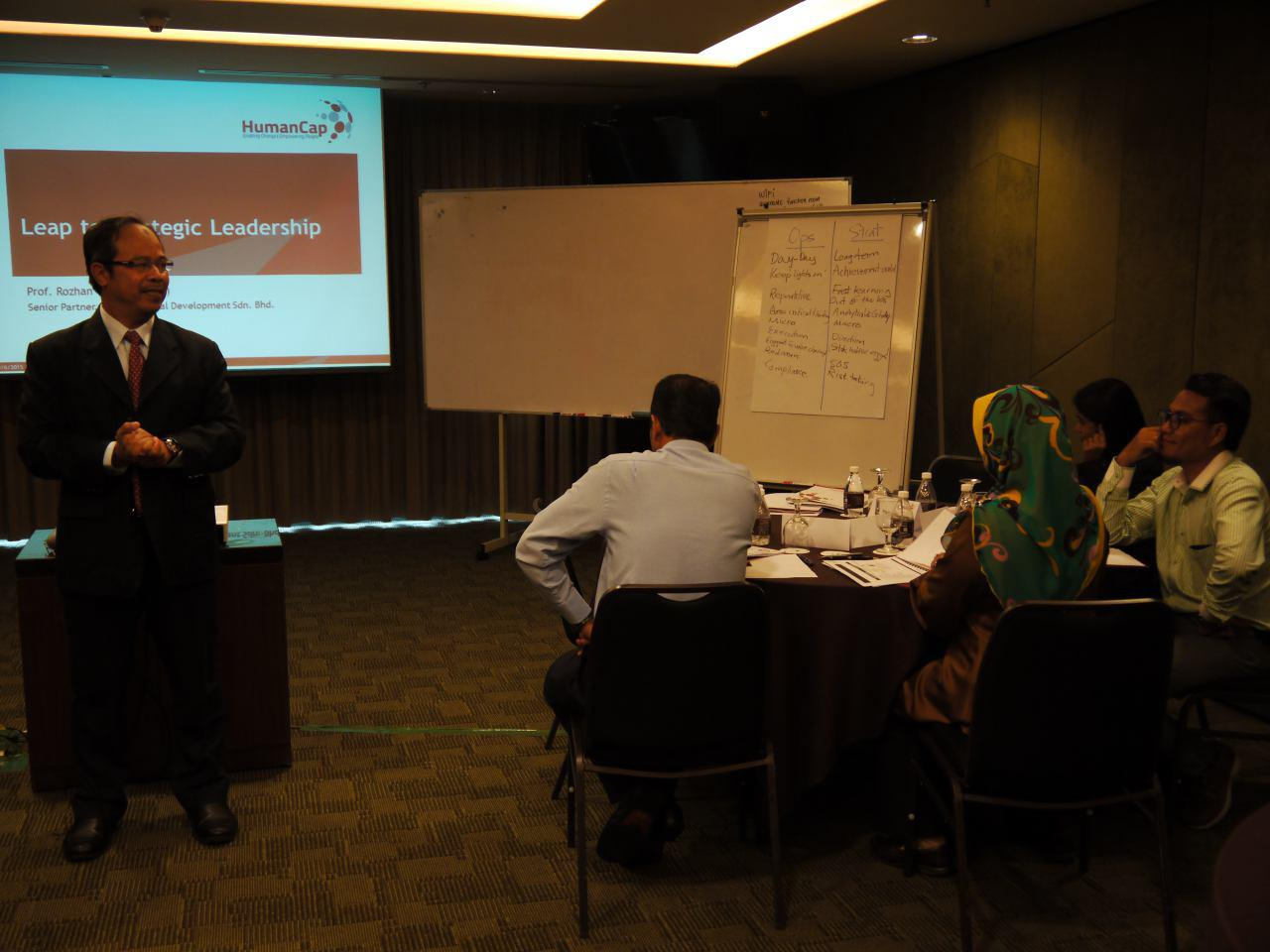 Leap to Strategic Leadership Programme  9&10 June 2015